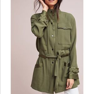 Anthropologie Anorak